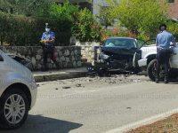 Incidente in Via della Sorgente a San Pietro al Tanagro. Ferito ragazzo del posto