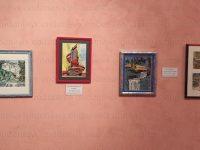 A Sassano inaugurata la mostra d'arte degli autori locali Gaetano Crisci e Vincenzo Arnone