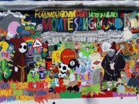 Monte San Giacomo: domani inaugurazione di un murales a cura del Forum dei Giovani