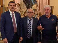Il nuovo console generale d'Italia a New York rende visita al Club San Cono di Brooklyn