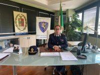 Vera Galli Lami è la nuova Dirigente della Sezione Polizia Stradale di Salerno