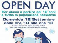 Domani a San Giovanni a Piro Open Day vaccinale dedicato alla popolazione residente