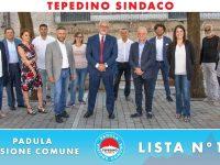 """Elezioni. Questa sera in Piazza Sant'Alfonso l'incontro con la lista """"Padula Visione Comune"""""""
