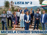 Elezioni Amministrative 2021 Padula -PER PADULA vota chi ti ascolta – Candidato sindaco MICHELA CIMINO