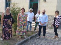 A Pertosa l'incontro tra la nuova Dirigente scolastica Sabrina Rega e il sindaco Barba