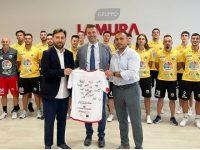 Presentata nella sede della DFL la nuova stagione di serie A2 dello Sporting Sala Consilina