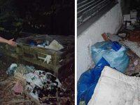 Contursi Terme: la Guardia Nazionale Ambientale contro l'abbandono indiscriminato di rifiuti