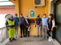 Il Rotaract Club Sala Consilina – Vallo di Diano dona un defibrillatore alla comunità di Auletta