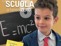 """""""La Scuola a tasso zero"""". L'iniziativa della Banca Monte Pruno a sostegno delle famiglie"""
