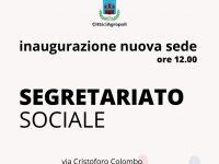 Domani ad Agropoli l'inaugurazione del Segretariato Sociale per l'informazione e l'assistenza