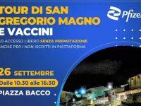 A San Gregorio Magno domani una giornata dedicata ai vaccini e un tour nel territorio