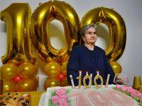 Casalbuono in festa per i 100 anni di nonna Maria Teresa Gallotto