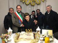La Basilicata terra di centenari. Marsicovetere festeggia il secolo di vita di Elvira Tranchitella