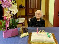 Comunità in festa a Sala Consilina per i 100 anni di Giuseppina Menafra