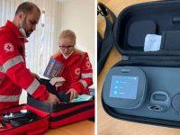 A Sapri la Croce Rossa istituisce la rete di telemedicina con i medici di base e gli specialisti