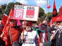 Dal Golfo di Policastro a Roma per sodalizzare con la Cgil dopo l'assalto squadrista