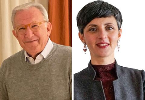 Formazione specialistica in Antiriciclaggio. Premiati il Direttore Albanese e la dottoressa Sessa della Banca Monte Pruno