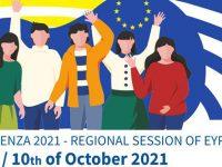 A Potenza dal 7 al 10 ottobre una Sessione dell'Associazione Parlamento Europeo Giovani