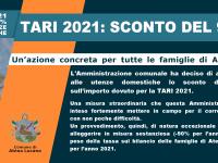 """Atena Lucana: sconto del 90% per la TARI 2021. """"Un'azione concreta a vantaggio delle famiglie"""""""