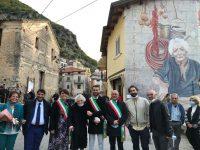 """Sicignano: inaugurate, nella frazione Galdo, le opere di arte urbana del progetto """"AppARTEngo"""""""