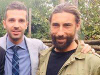 """Brumotti, inviato di """"Striscia la Notizia"""", e il giornalista cilentano Rubano aggrediti durante un servizio in Puglia"""
