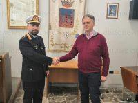 A Sala Consilina si insedia il nuovo Comandante della Polizia Municipale Felice Mollo