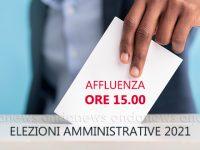 Elezioni 2021. Affluenza in provincia di Salerno