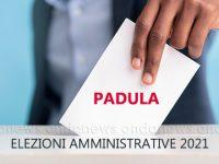 Elezioni Comunali 2021 Padula. I risultati