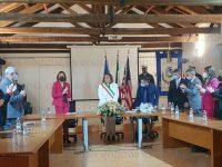 A Padula Michela Cimino giura da Sindaco e presenta la sua Giunta alla cittadinanza