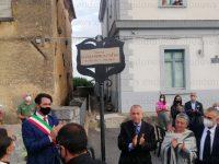 Intitolata a Scario la Piazza del Faro al politico ed avvocato Alessandro Lentini