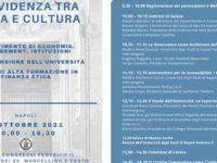 La Banca Monte Pruno al convegno Finanza e Previdenza tra etica e cultura organizzato dall'Università Federico II