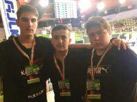 Ottime prestazioni al Campionato di Lotta Olimpica di Ostia per gli atleti della New Kodokan Lucania