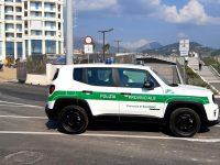 La Polizia Provinciale impegnata nel monitoraggio di Piazza della Libertà a Salerno