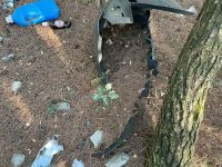 La Guardia Nazionale Ambientale scopre rifiuti abbandonati nella pineta a Romagnano al Monte