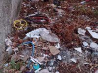 Rifiuti abbandonati nel centro storico di Sassano. Interviene la Guardia Nazionale Ambientale