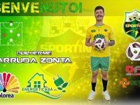 Nuovo acquisto per lo Sporting Sala Consilina. Il brasiliano Guilherme Zonta entra in squadra