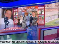 """Morte Dora Lagreca. A """"Storie Italiane"""" su Rai 1 un audio della ragazza sui litigi con il fidanzato"""