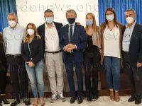 """Presentato a Padula, alla presenza dell'assessore regionale Fortini, il progetto per le scuole """"Un Giorno da Certosino"""""""