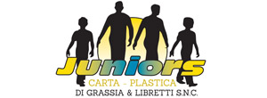 juniors carta plastica